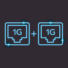 Faster file transfer and uninterrupted connections