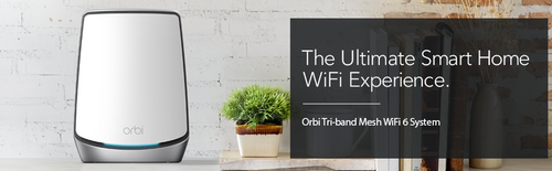 THE ULTIMATE SMART HOME WIFI EXPERIENCE.
