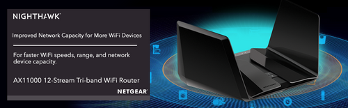 NIGHTHAWK. Improved Network Capacity for More WiFi Devices