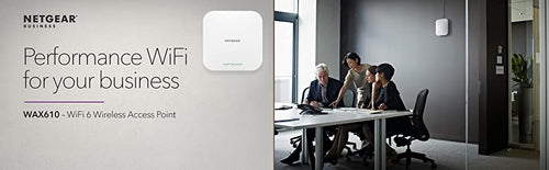 NETGEAR BUSINESS PERFORMANCE WIFI FOR YOUR BUSINESS