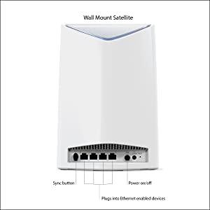 4 Ethernet Ports Give Fast Connection to Wired Devices