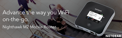 Advance the way you WiFi on-the-go.