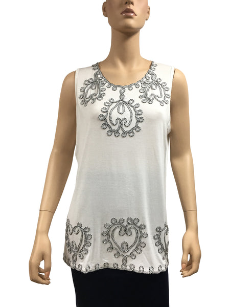 Ladies Tank With Heart - 12pcs/pack ($8.90 each)