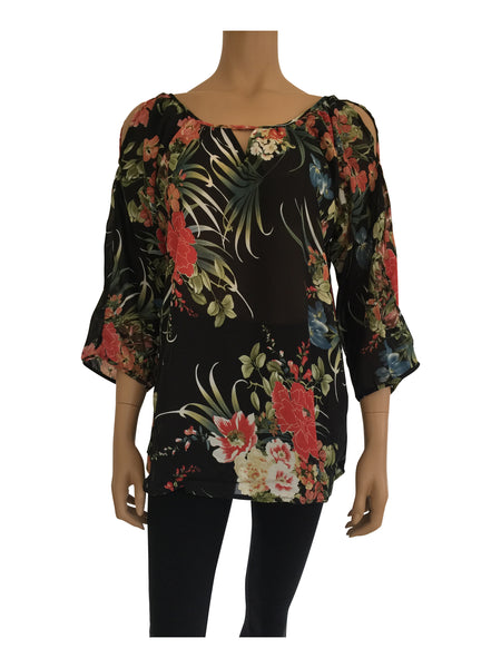 Ladies Floral Top - 12pcs/pack ($10.90 each)