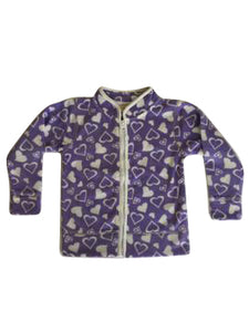 Printed Polar Fleece Jacket - 20pcs/pack ($3.65/pc)