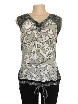Printed Sleeveless Top - 5pcs/pack ($6.90 each)