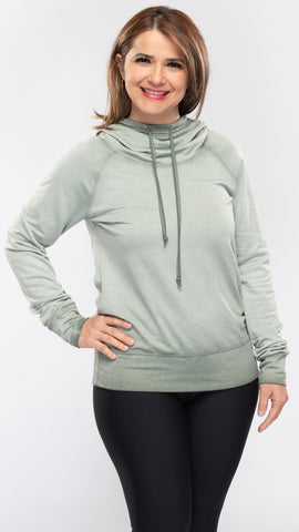 Unisex Green Hoody - 10pcs/pack ($5.95 each)