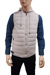 Mens Vest With Hood - 14pcs/pack ($13.85 each)