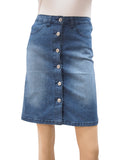 Denim Skirt - 12pcs/pack ($6.90 each)