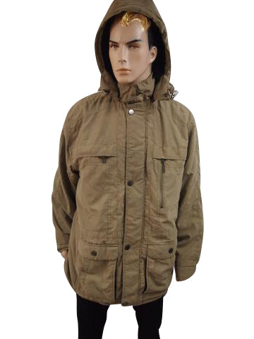 Mens Jacket With Hood - 20pcs/pack ($16.35 each)