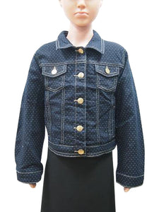Girls Denim Jacket - 10pcs/pack ($6.90 each)