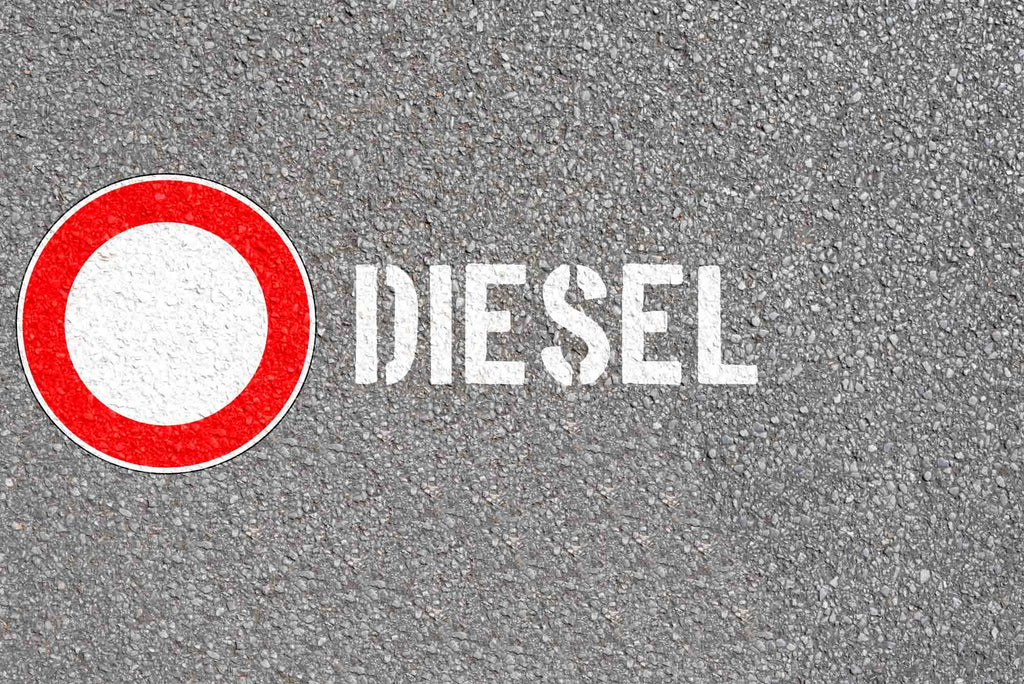 Diesel is the new F* word, and it's going to hurt badly