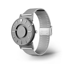 Load image into Gallery viewer, Gunmetal Silver-watch-UXORIOUS