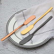 Load image into Gallery viewer, Stainless Steel Butter Knife-kitchen-UXORIOUS