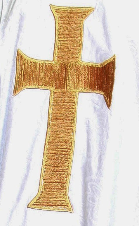 Preacher's Robe - Cross