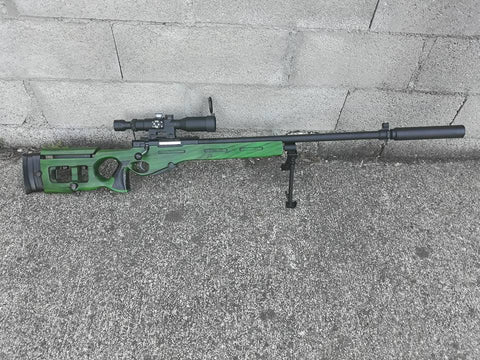 SV98 Stock for L96/MB01