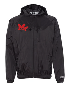 McCaskey Zip Rain Jacket