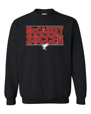 Customized McCaskey Crew