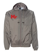 Load image into Gallery viewer, McCaskey Zip Rain Jacket