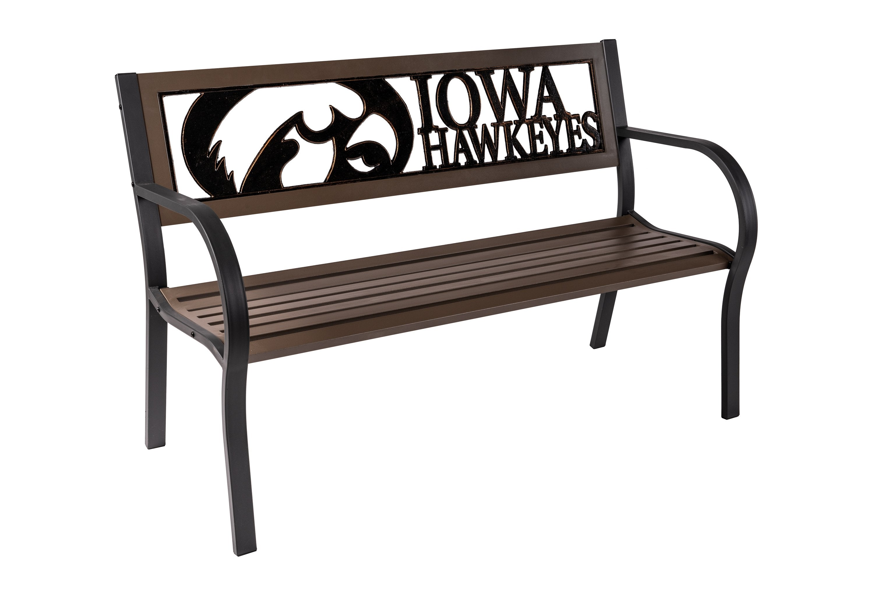 Iowa Hawkeye Bench