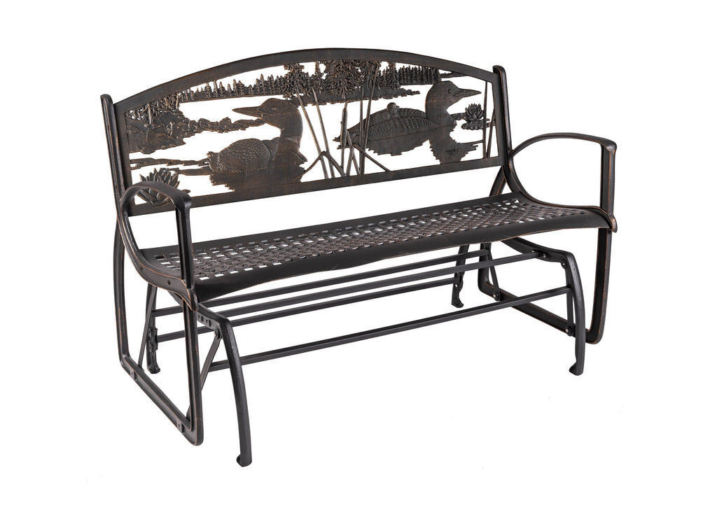 Loon Glider Bench
