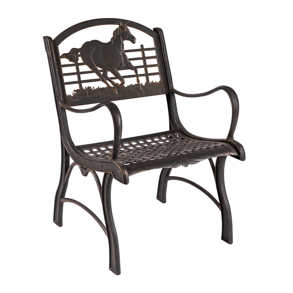 Running Horse Chair