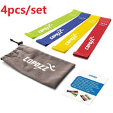 12-inch Elastic Resistance Bands