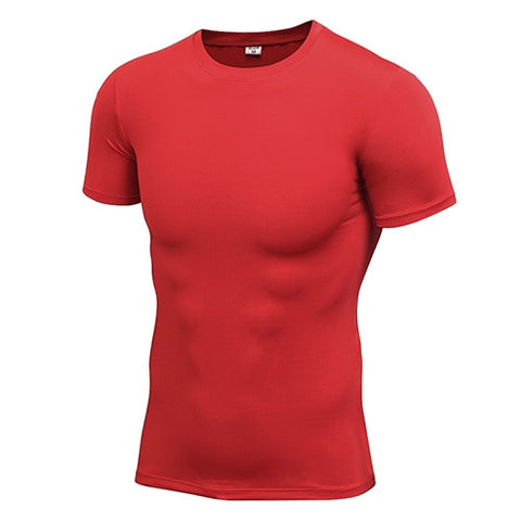Quick Dry Training clothes quick dry tops sport shirt