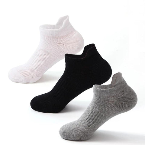 Women's Elite Comfort-Fit Fitness Socks