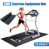 Exercise Floor Mat For Treadmill
