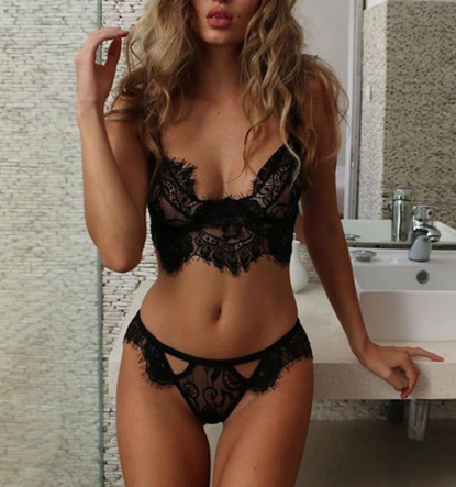 Morning Delight Bra + Panty Set