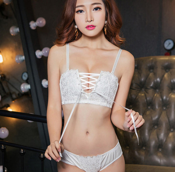 Lolita Push Up Bra + Panty Set