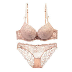 Heartbreaker Push Up Bra + Panty Set