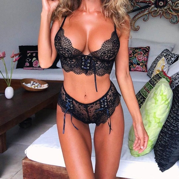 Jennifer Bra + Panty Set