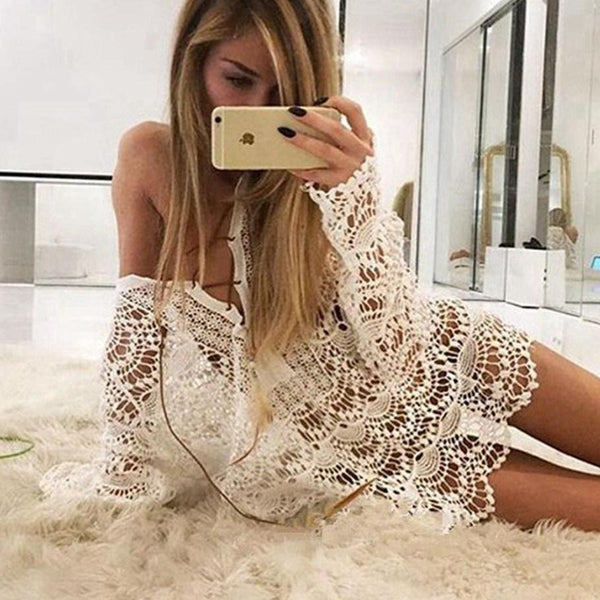 Boho Beauty Cover Up