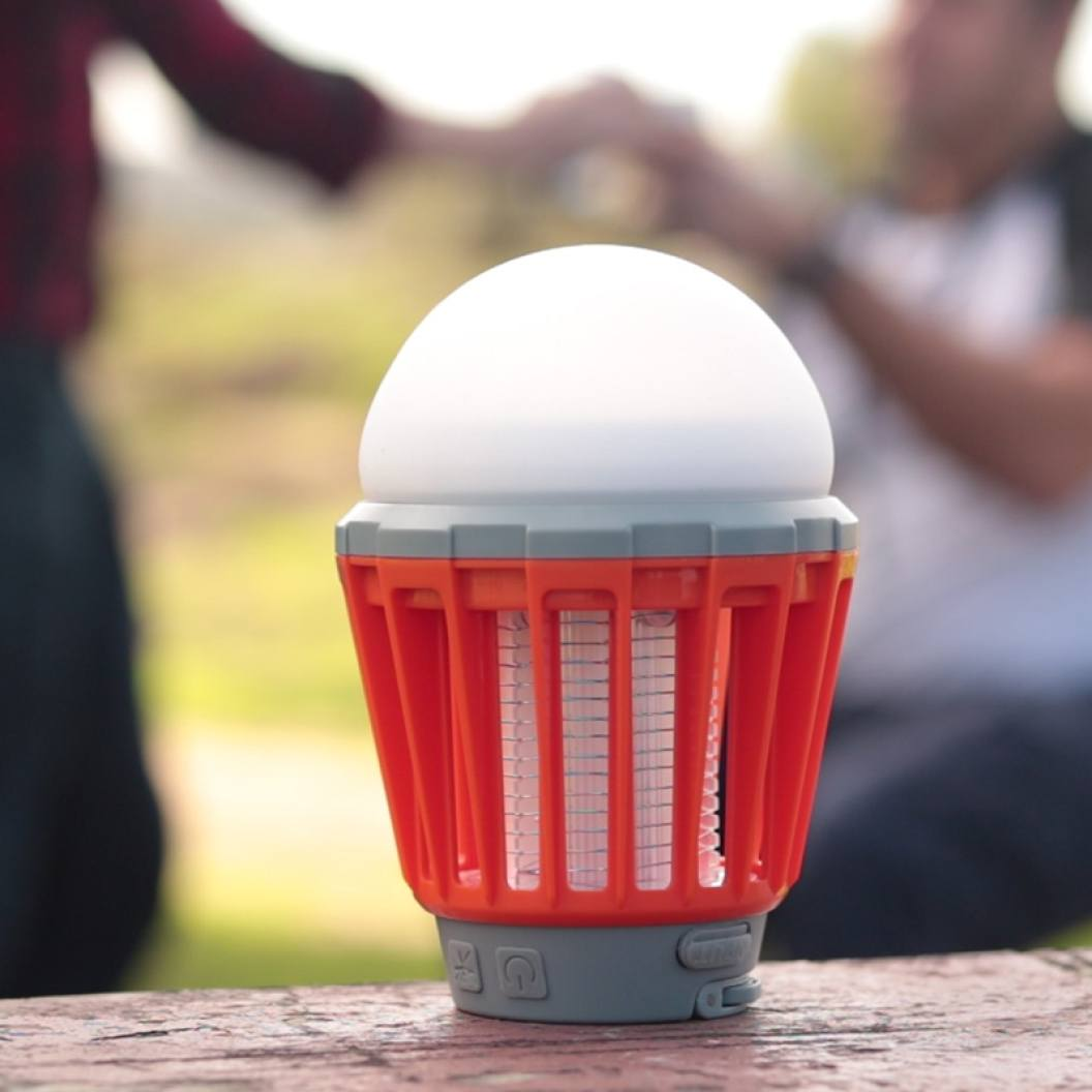 What Is The Bug Bulb 2-in-1 Lantern?