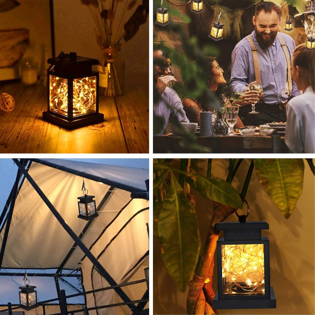 What Is The LUMN8™️ Solar Fairy Light LED Lantern?