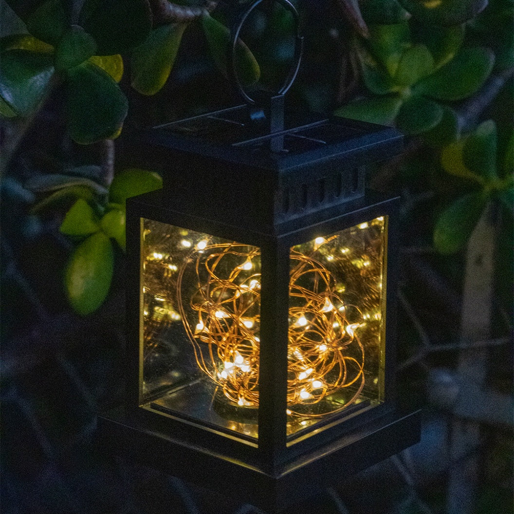 LUMN8™ Solar Fairy Light LED Lantern
