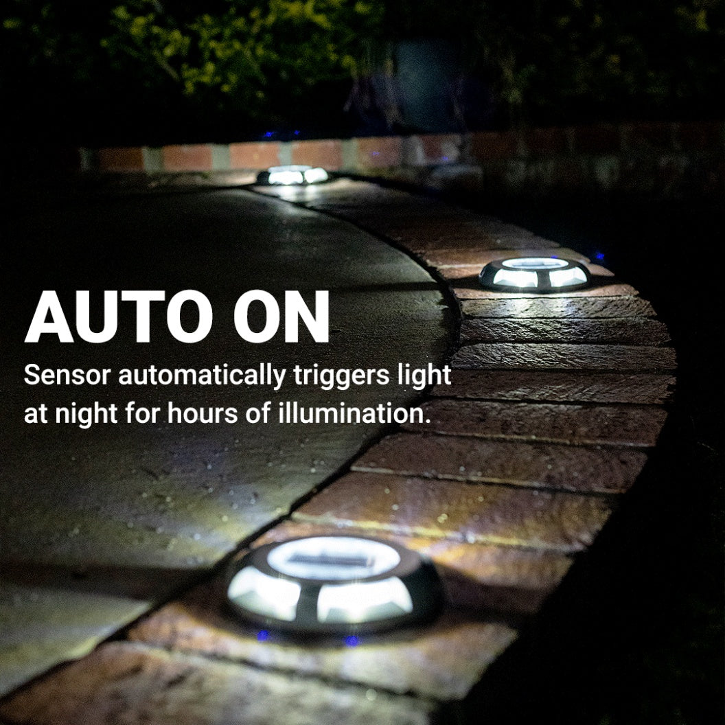 How Does The LifeProof™ LED Deck Light Work?