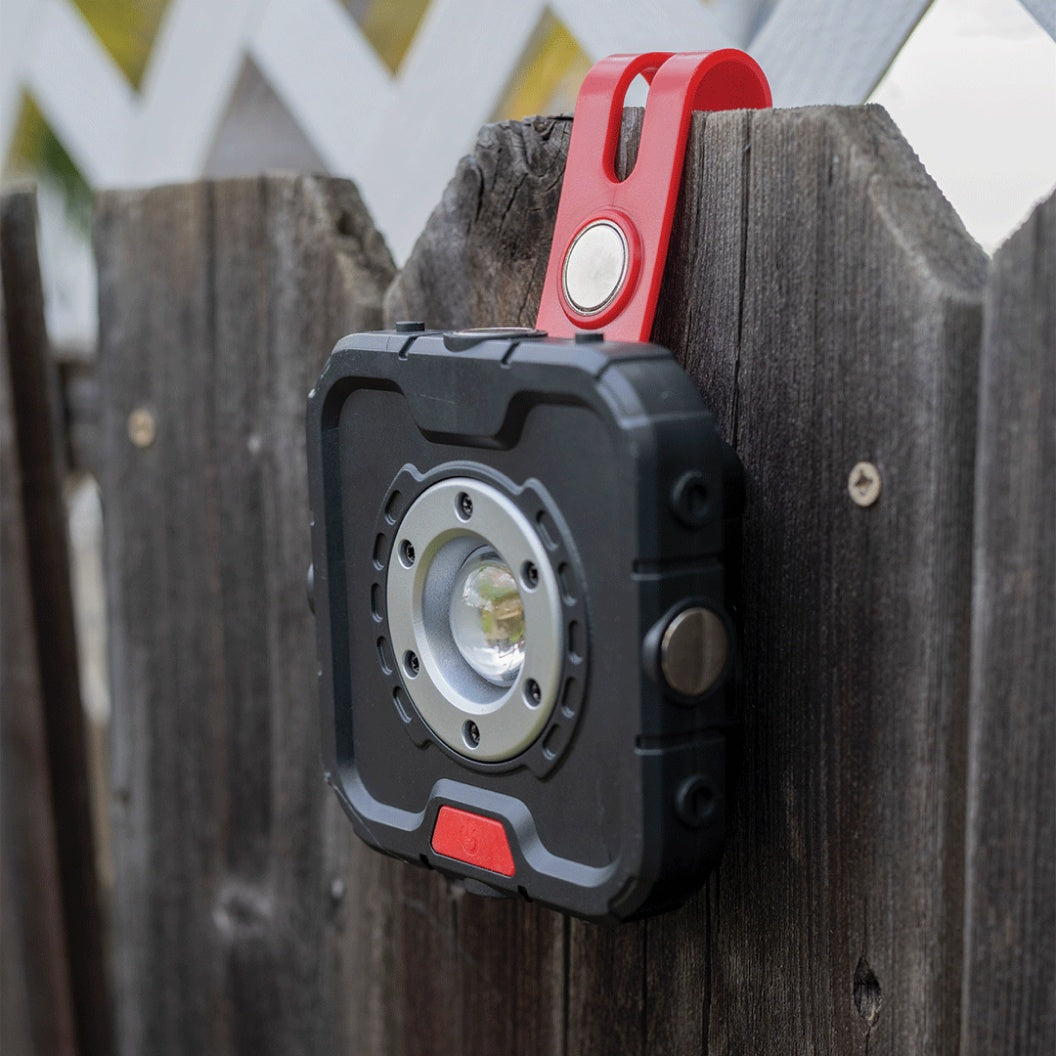 How Does The Magnetic Mini Worklight XP Work?