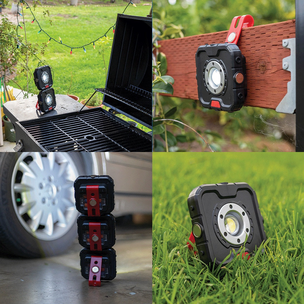 Where Can You Use The Magnetic Mini Worklight XP?