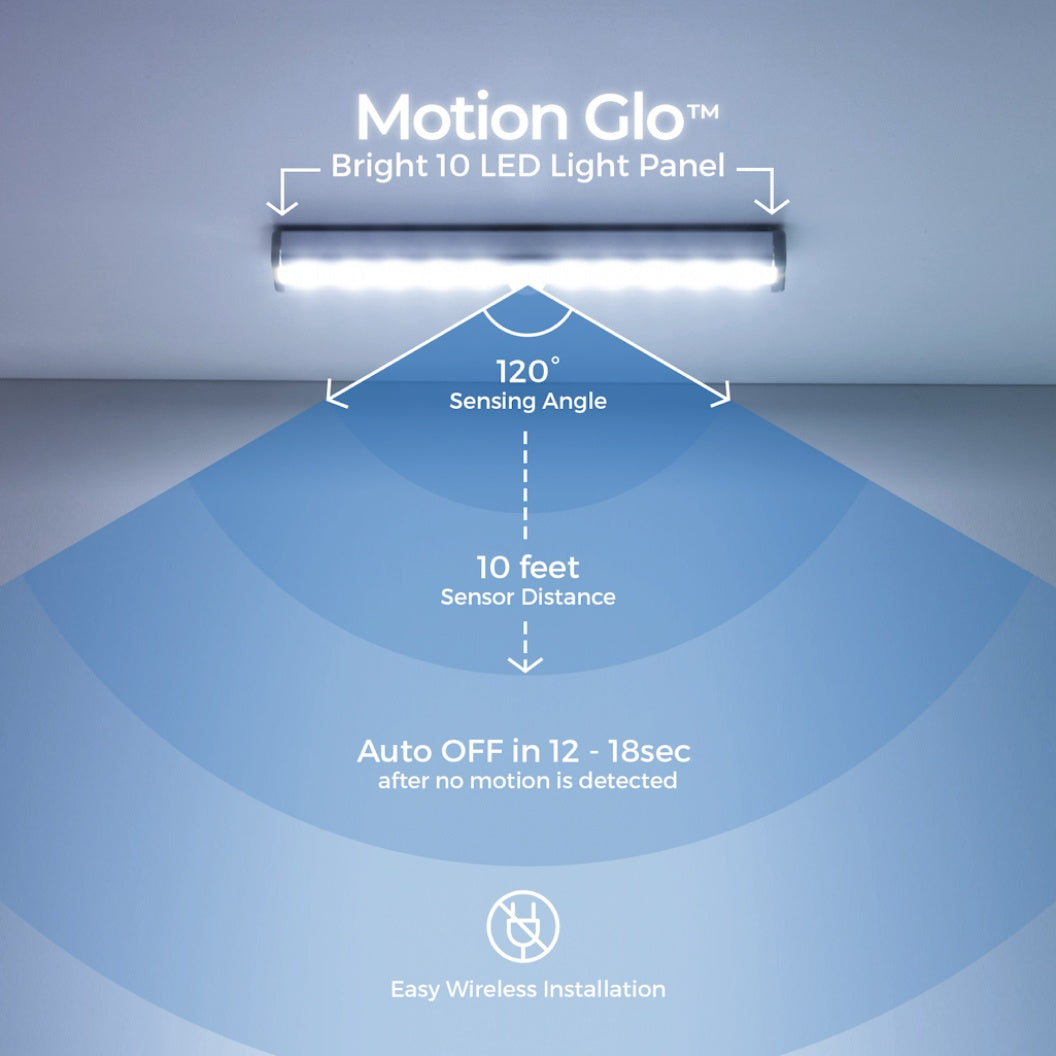 How Does The Motion Glo Light Bar Work?