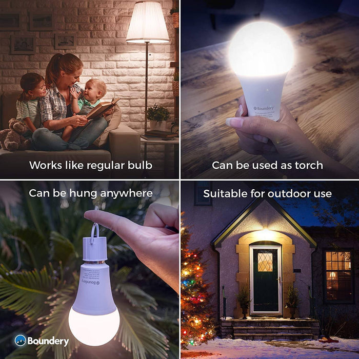 EBULB™ Emergency Power LED Light Bulb - Boundery