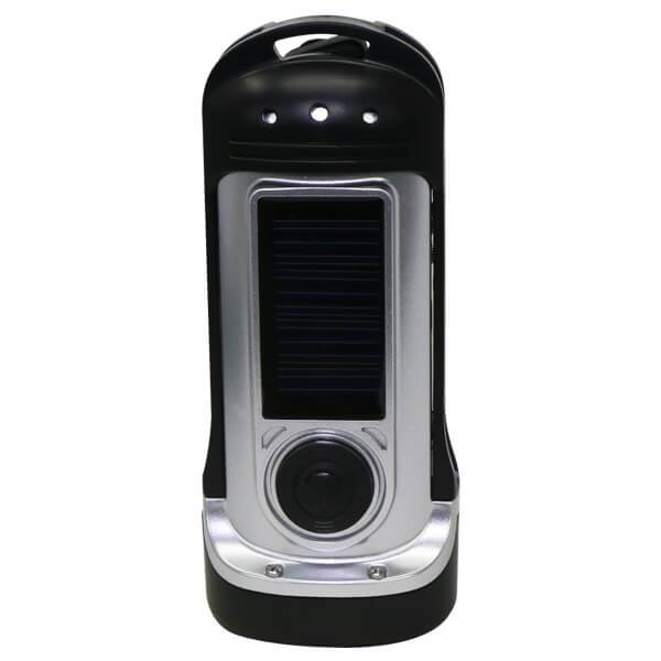 Solar/Crank LED Flashlight