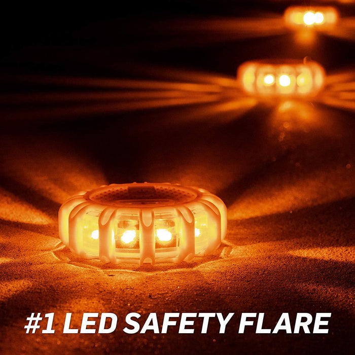 The Original Roadside LED Safety Flare by Boundery - Boundery