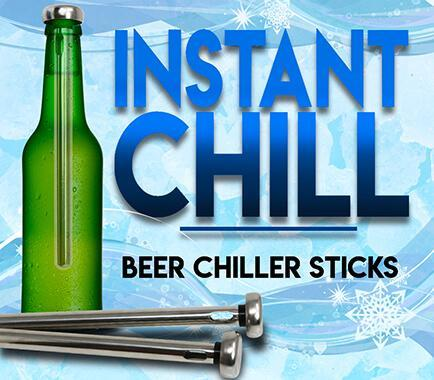 Quench Beer Chiller Sticks (2 Pack) - Boundery