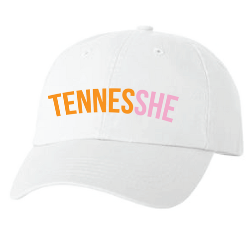 TennesSHE Baseball Hat