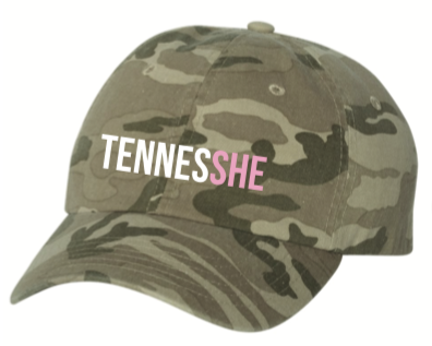 TennesSHE Camo Hat