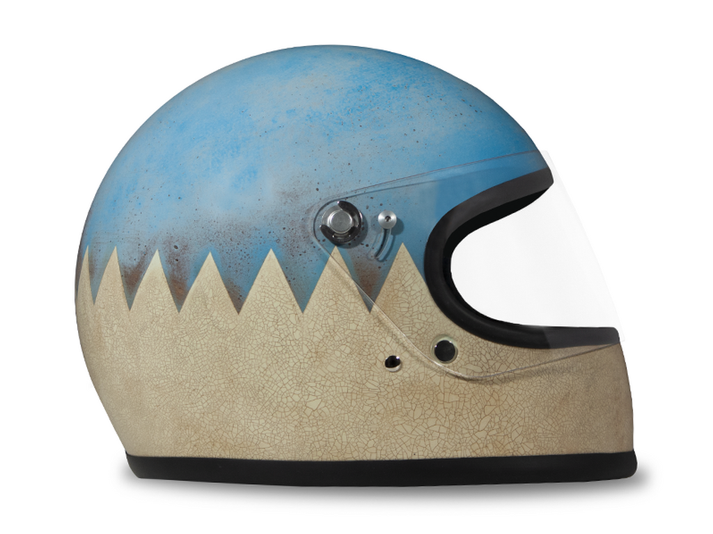Casco DMD Handmade Artic