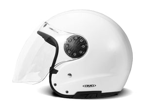 Casco DMD A.S.R Pearl White